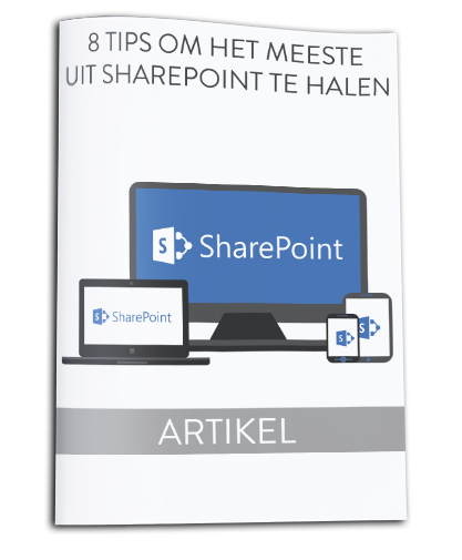 8 tips sharepoint