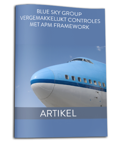 Artikel Applicatie Portfolio Management bij Blue Sky Group