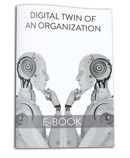 Digital Twin of an Organization e-book