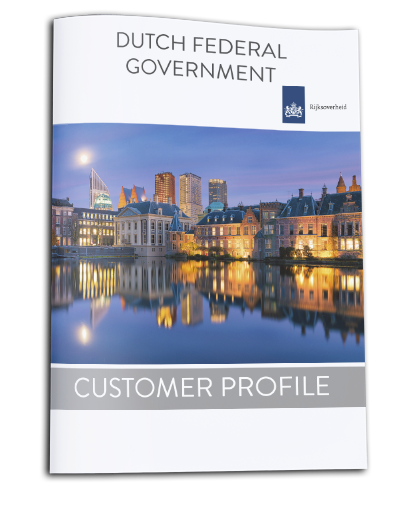 Customer Profile Dutch Federal Government