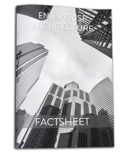 Factsheet Enterprise Architecture