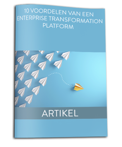 Artikel Enterprise Transformation Platform