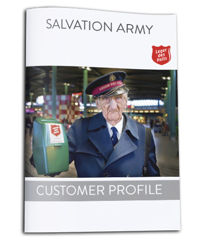 Customer Profile Salvation Army