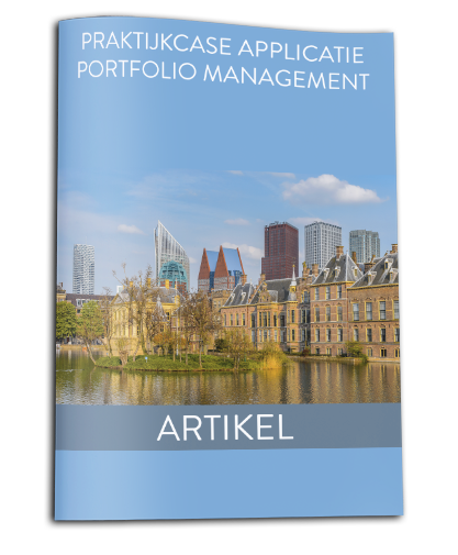 Praktijkcase Applicatie Portfolio Management framework