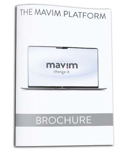 Brochure The Mavim Platform
