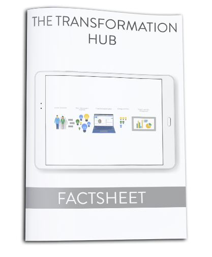 Factsheet Transformation Hub